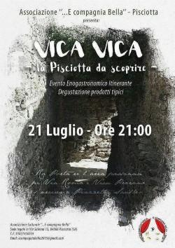 VICA VICA - Pisciotta da scoprire